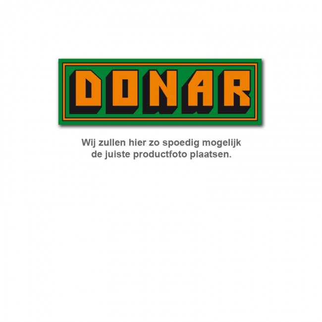 DONAR Afzetband rood/wit